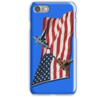 Patriotic Eagles iPhone Case/Skin