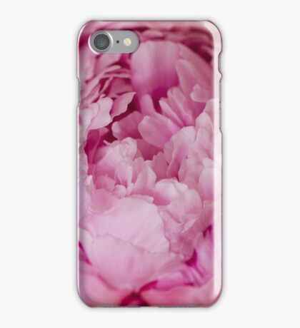 Pfingstrose -  Peony iPhone Case/Skin