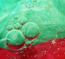 Bubble mania by Jeannine St-Amour