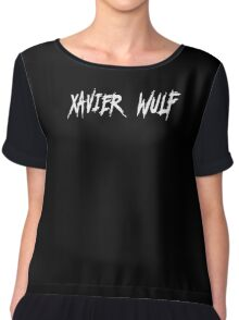 XAVIER WULF Chiffon Top
