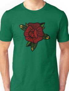 Sailor Jerry Rose Unisex T-Shirt