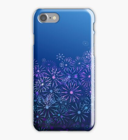 Floral abstract. iPhone Case/Skin
