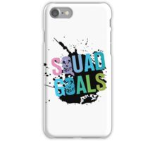 #SquadGoals iPhone Case/Skin
