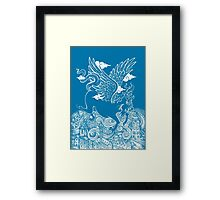 The Last Day of Pegasus Framed Print