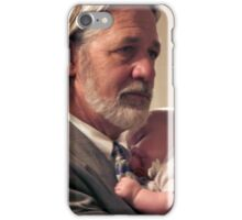 Grandpa Has The Touch iPhone Case/Skin