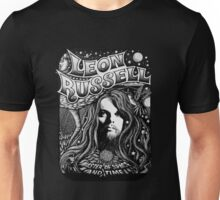 The Master Leon Russell Unisex T-Shirt
