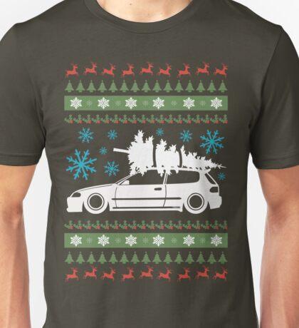 Xmas EG Hatch Unisex T-Shirt