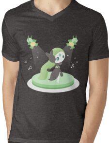 Meloetta Mens V-Neck T-Shirt