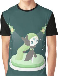 Meloetta Graphic T-Shirt