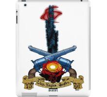 The Dark Tower- Lies. Smiles. Gunfire. iPad Case/Skin