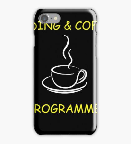 Programmer: Typography Programmer iPhone Case/Skin