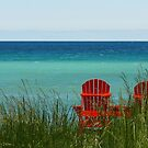 Summer breeze by Jeannine St-Amour