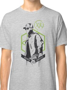 Watch Dogs 2 - Hacker Services Classic T-Shirt