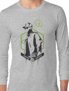 Watch Dogs 2 - Hacker Services Long Sleeve T-Shirt