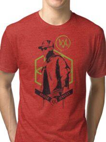 Watch Dogs 2 - Hacker Services Tri-blend T-Shirt