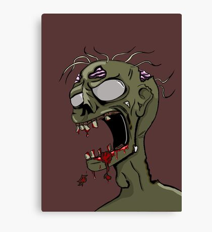 Brains (219) Canvas Print