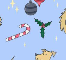 Merry Woofmas Sticker