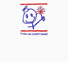 """""""FLUFFY FLOWER"""" SWAG - PATRIOT INK Men's Baseball ¾ T-Shirt"""