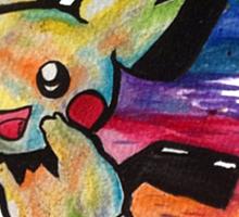 Cute Nyan Pichu Tshirts + More Sticker