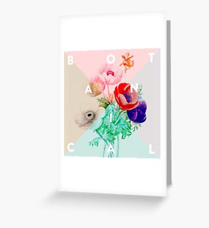Pretty Botanicals Greeting Card