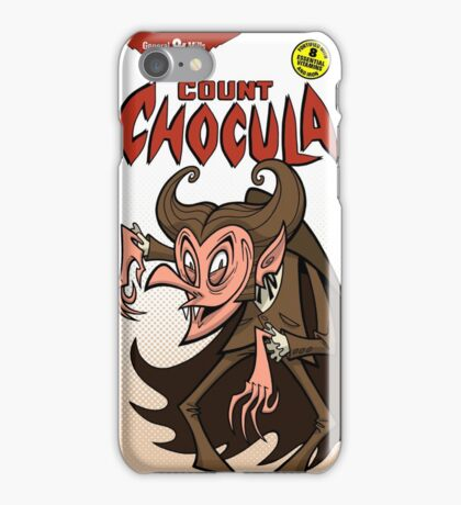 BREAKFAST WITH A VAMPIRE iPhone Case/Skin