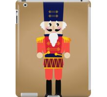 New in shop! Nutcrackers edition / red and brown iPad Case/Skin