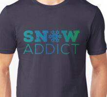 Snow Addict Unisex T-Shirt