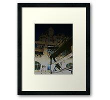 Ottawa Lockstation Framed Print
