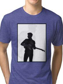 shadow guitar Tri-blend T-Shirt