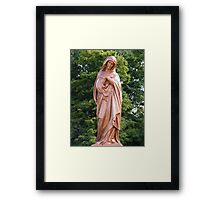 Mary ~ Mother of Jesus Framed Print
