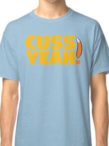 The Fantastic Mr. Fox - Cuss Yeah! Classic T-Shirt