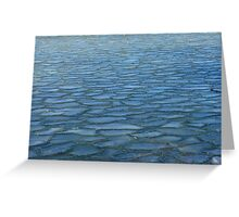 River Puzzle Greeting Card