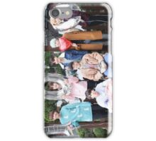 BTS 6 [portrait] iPhone Case/Skin