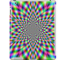 Neon Psychedelic iPad Case/Skin