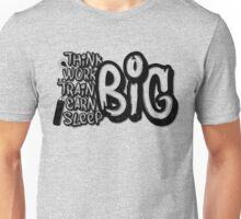 Inspiration Motivation Graffiti Workout Quotes  Unisex T-Shirt