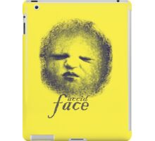 Acid face iPad Case/Skin