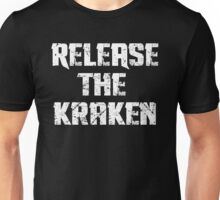 Release The Kraken Unisex T-Shirt
