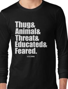 Beatles Parody - Black Lives Matter Long Sleeve T-Shirt