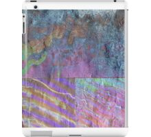 Abstract Photography: Oilslick Collage iPad Case/Skin