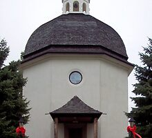 Silent Night Memorial Chapel - Frankenmuth by Francis LaLonde