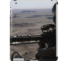 Door Gunner iPad Case/Skin