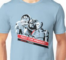 Fight for Freedom Unisex T-Shirt