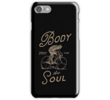 Body and Soul iPhone Case/Skin