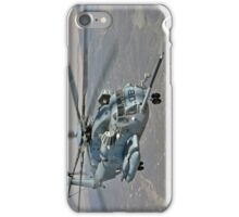 CH-53E on Refueling Mission iPhone Case/Skin