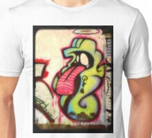 Graffiti- TONGUE West Philly Unisex T-Shirt
