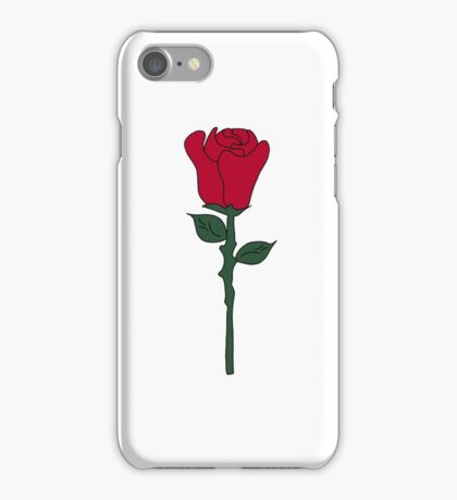 Troye Sivan Rose iPhone Case/Skin