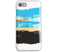 dune and sun iPhone Case/Skin
