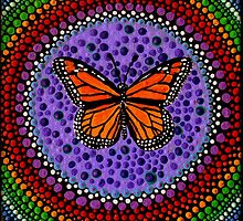 Butterfly  by Kirsty Russell