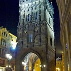 Powder Tower by phil decocco