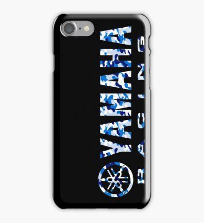 Yamaha Racing Camouflage iPhone Case/Skin